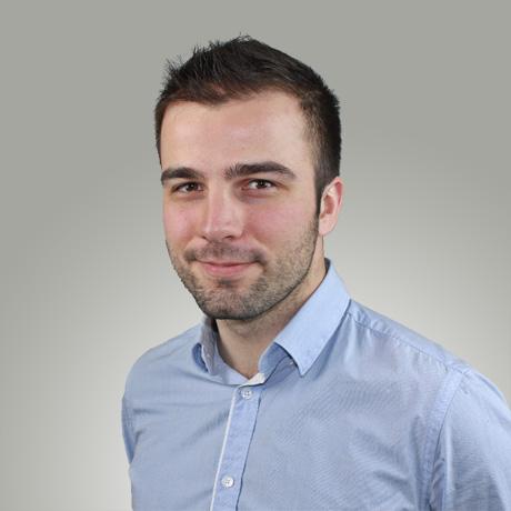 Damien Dupeyras, Commercial - Responsable Services Managés