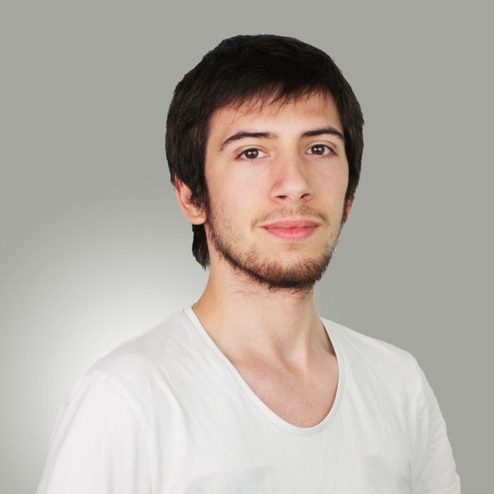 Julien Bozunovic, Développeur Web Junior