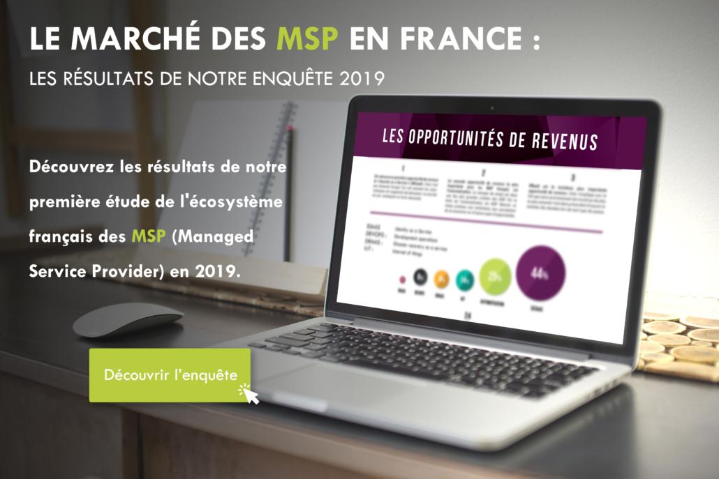 Enquête MSP France 2019