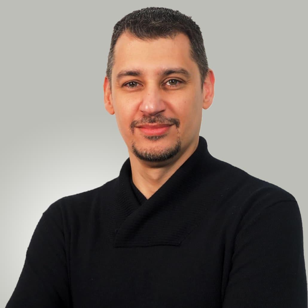 Stéphane H, Technicien support et formateur