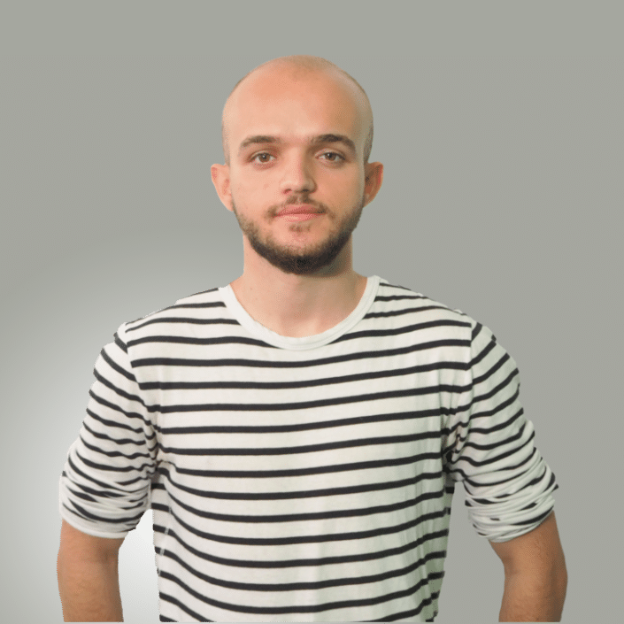 Alexandre LECAS, Assistant web-marketing