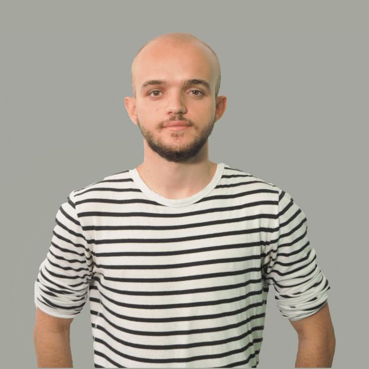 Alexandre, Assistant web-marketing