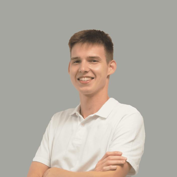 Quentin, Assistant Marketing Vidéaste